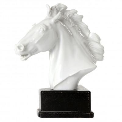 "Porcelain figure ""Head of a horse"""