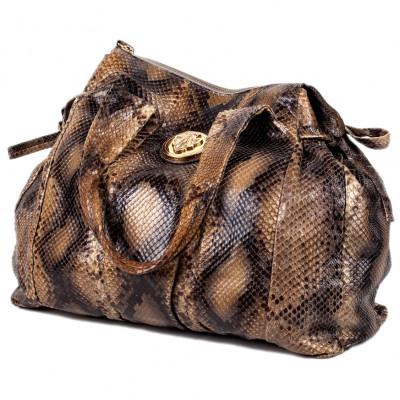 "Gucci sieviešu soma no pitonā ādas ""Hysteria"""