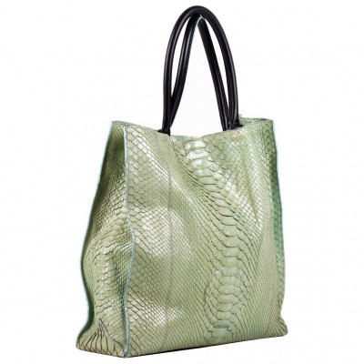 Giorgio Armani ladies bag from a crocodile sk...