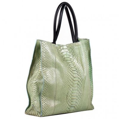 Giorgio Armani sieviešu soma no krokodila āda...