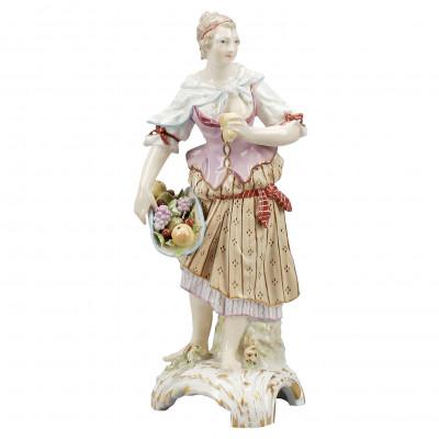"Porcelain figure ""Allegory - Earth"""