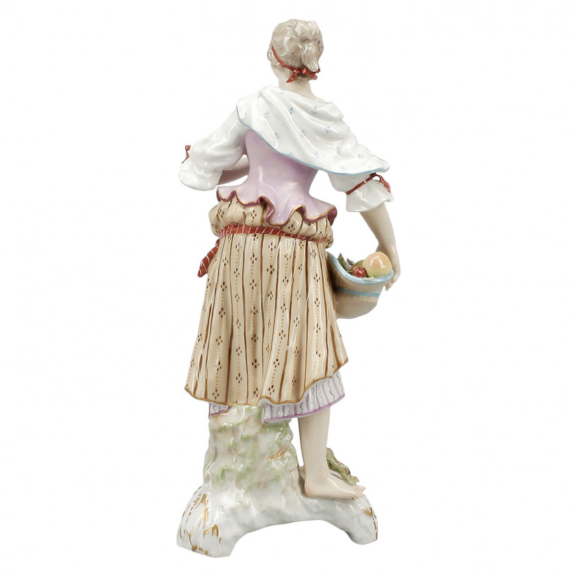 "Porcelain figure ""Allegory - Earth"""