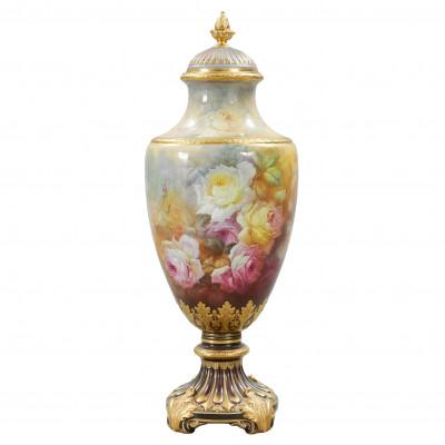 Large interior vase