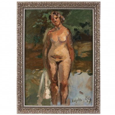 "Painting ""Nude"""