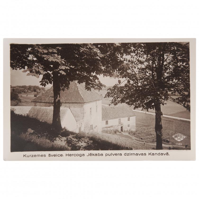 """Фотография """"Курземская Швейцария. Пороховая мельница герцога Якоба в Кандаве."""""""