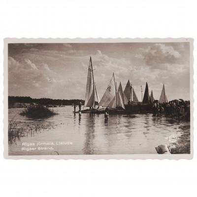 "Photography ""Riga seashore. Lielupe"""