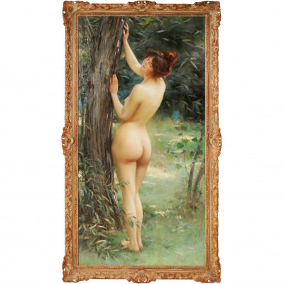 """Painting """"Nude"""""""