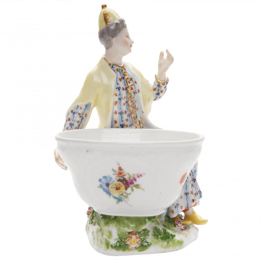"""Porcelāna figūra """"Turku dāma"""""""