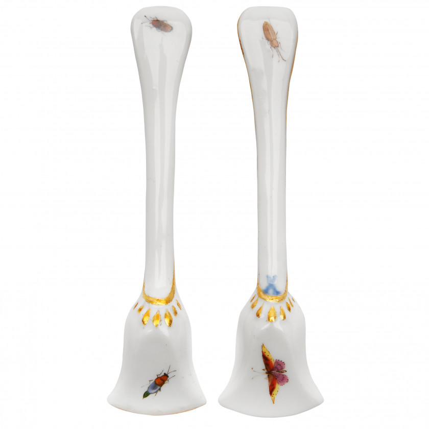 Porcelāna karotes pāris