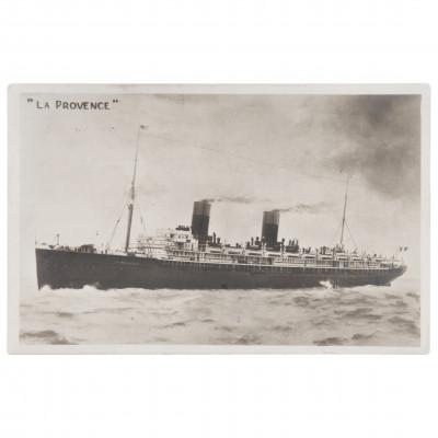 """Фотография """"Корабль - La Provence"""""""
