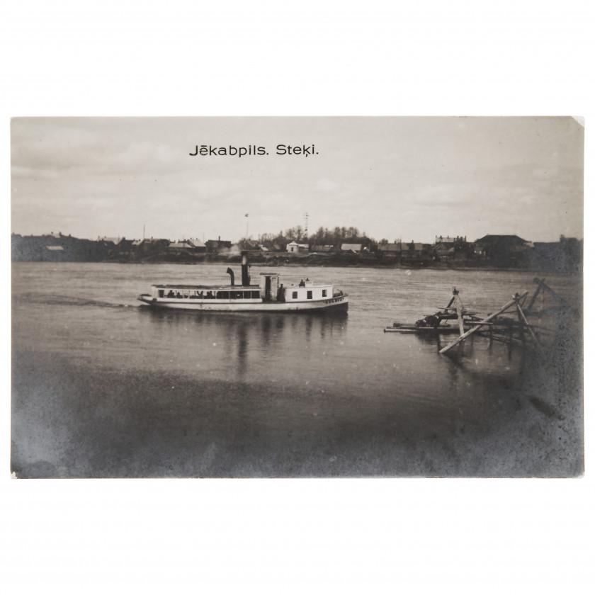 """Photography """"Jēkabpils. Bridges."""""""