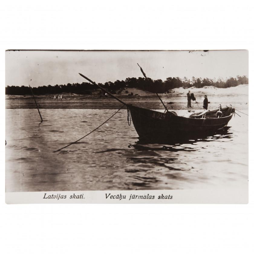 "Photography ""Views of Latvia. View of Vecāķi seashore"""