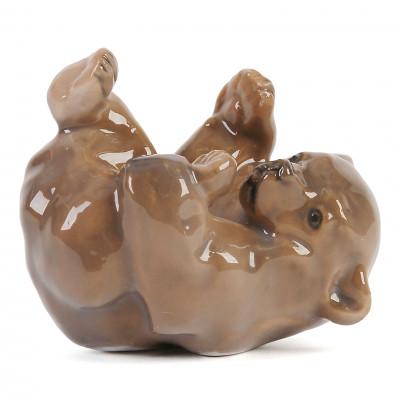 "Porcelain figure ""Bear"""