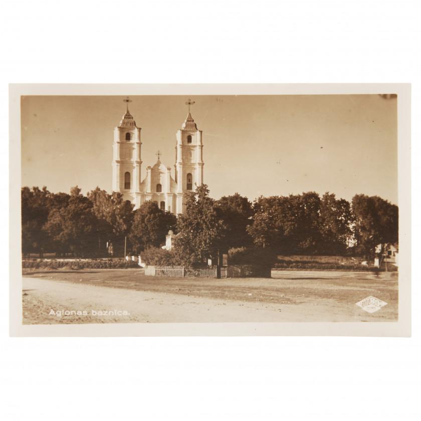 """Photography """"Aglona church"""""""