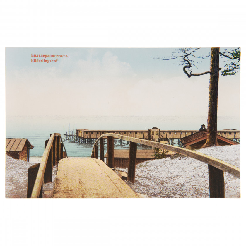 "Postcard ""Bilderlingshof"""