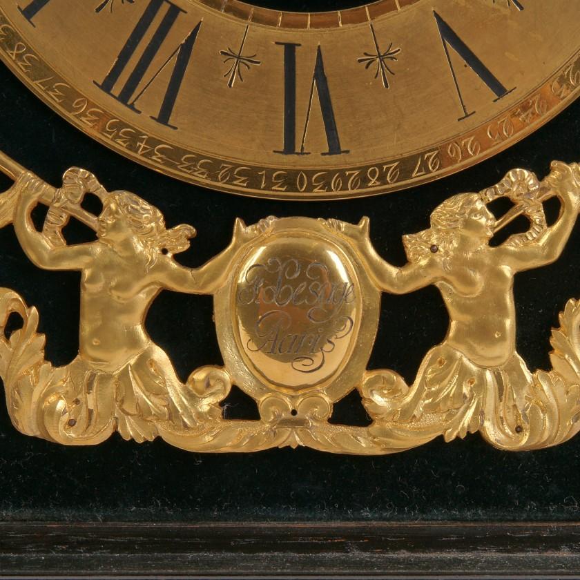 Boule style mantel clock