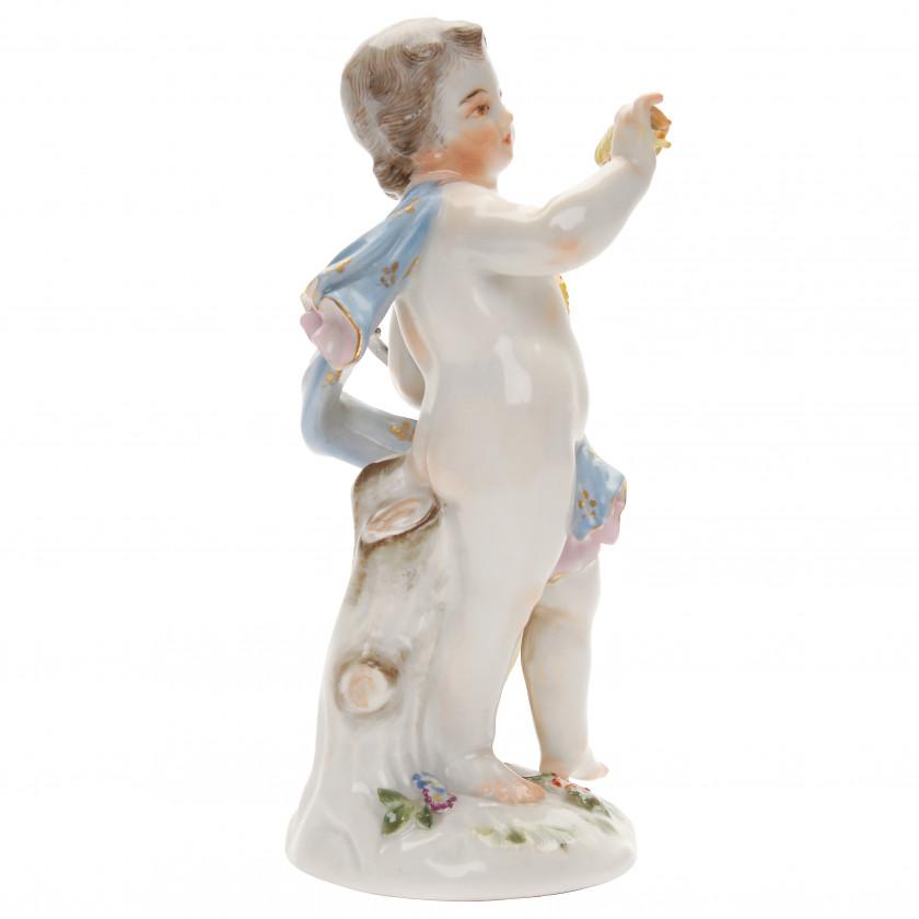 "Porcelain figure ""Allegory - Summer"""