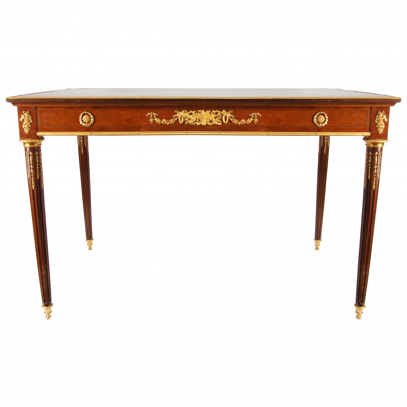 Table in classicism style