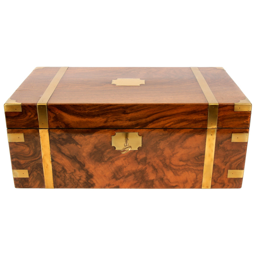 Casket for papers