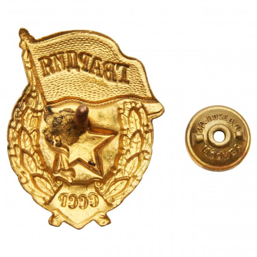 """Badge """"Guard"""" (Military)"""