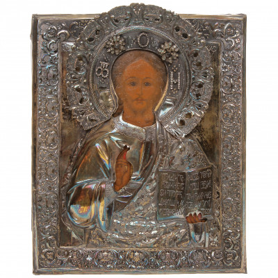 "Icon ""Christ Pantocrator"""