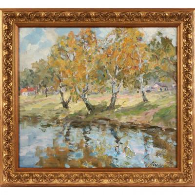 """Painting """"Landscape"""""""