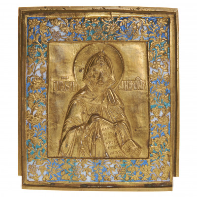 "Icon ""Venerable Niphon"""