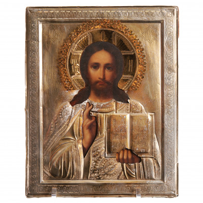 "Icon ""Christ the Pantocrator"""