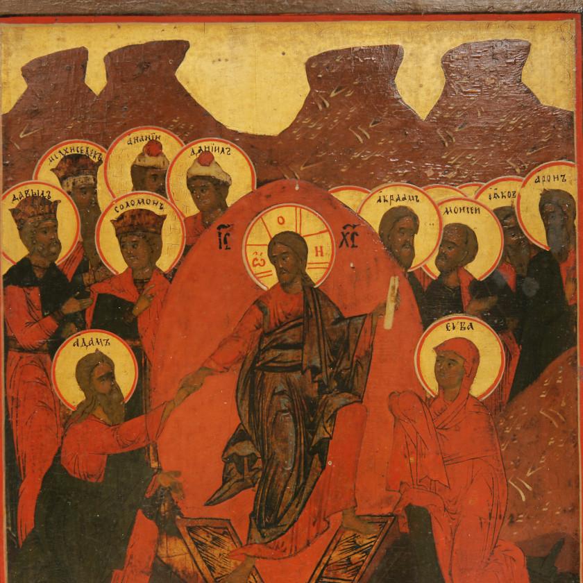 "Icon ""The Resurrection of Christ"""