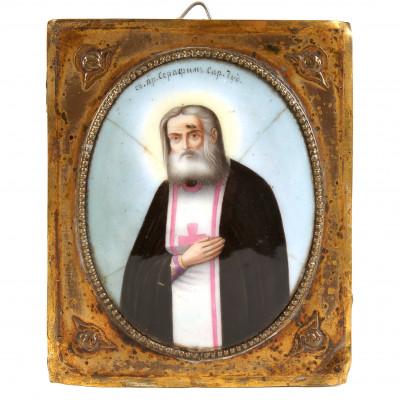 """Rostov finift """"St. Seraphim of Sarov"""""""