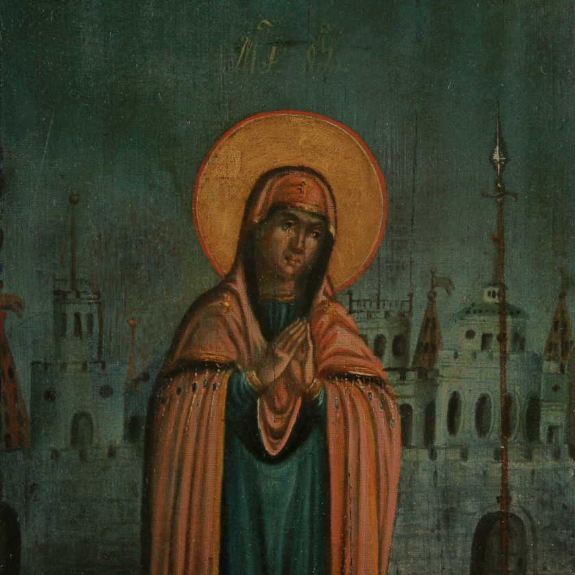 "Icon ""The Сrucifixion"""