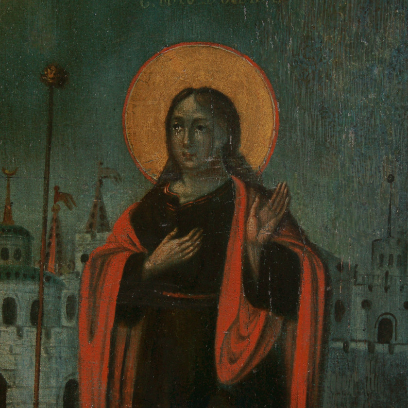 """Икона """"Распятие Христово"""""""
