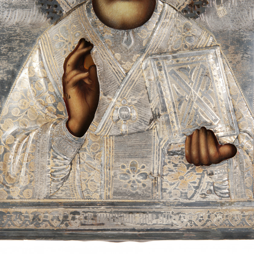 """Icon """"Saint Nicholas the Miracleworker"""""""