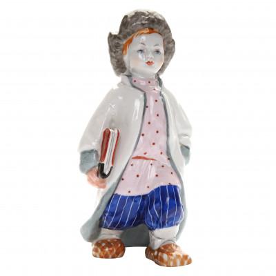 "Porcelain figure ""Filipok"""