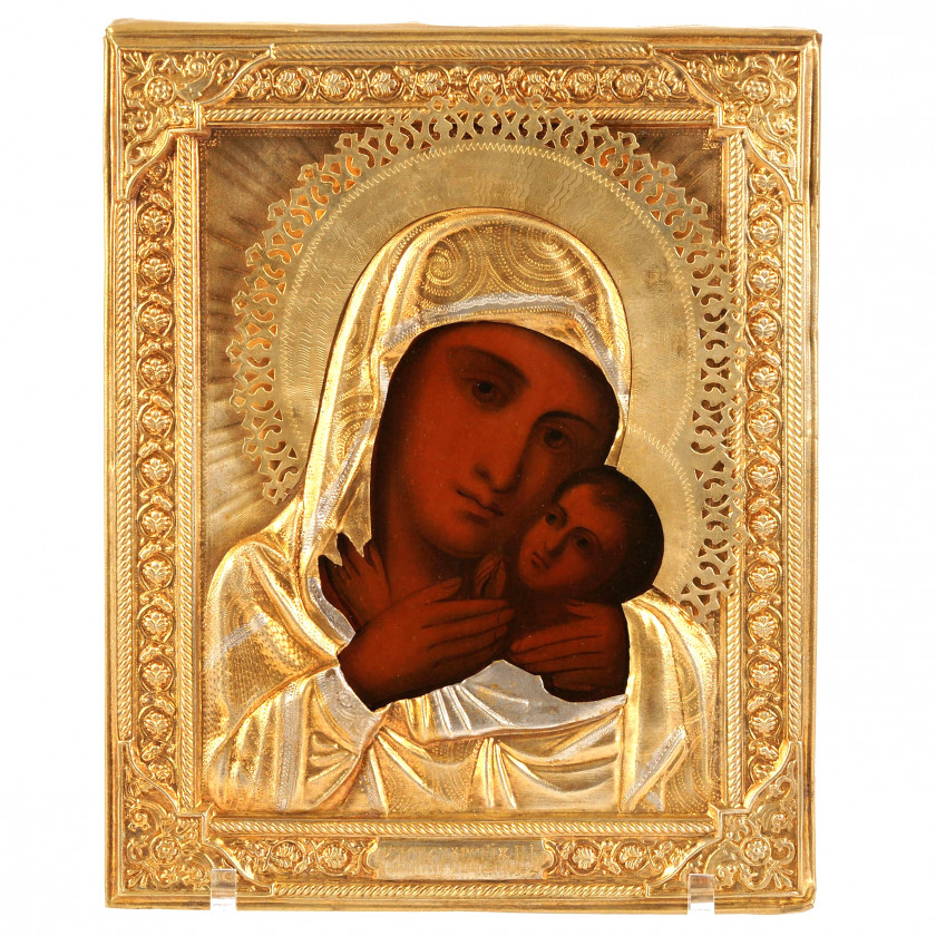 "Icon ""The Virgin of Kasperov"""