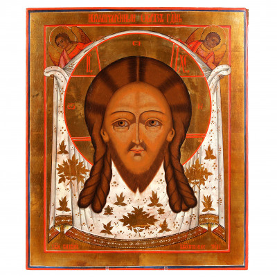 "Icon ""The Saviour - Not Made by Human Hands"""