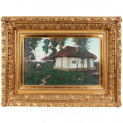 "Glezna ""Ukrainas ainava"""
