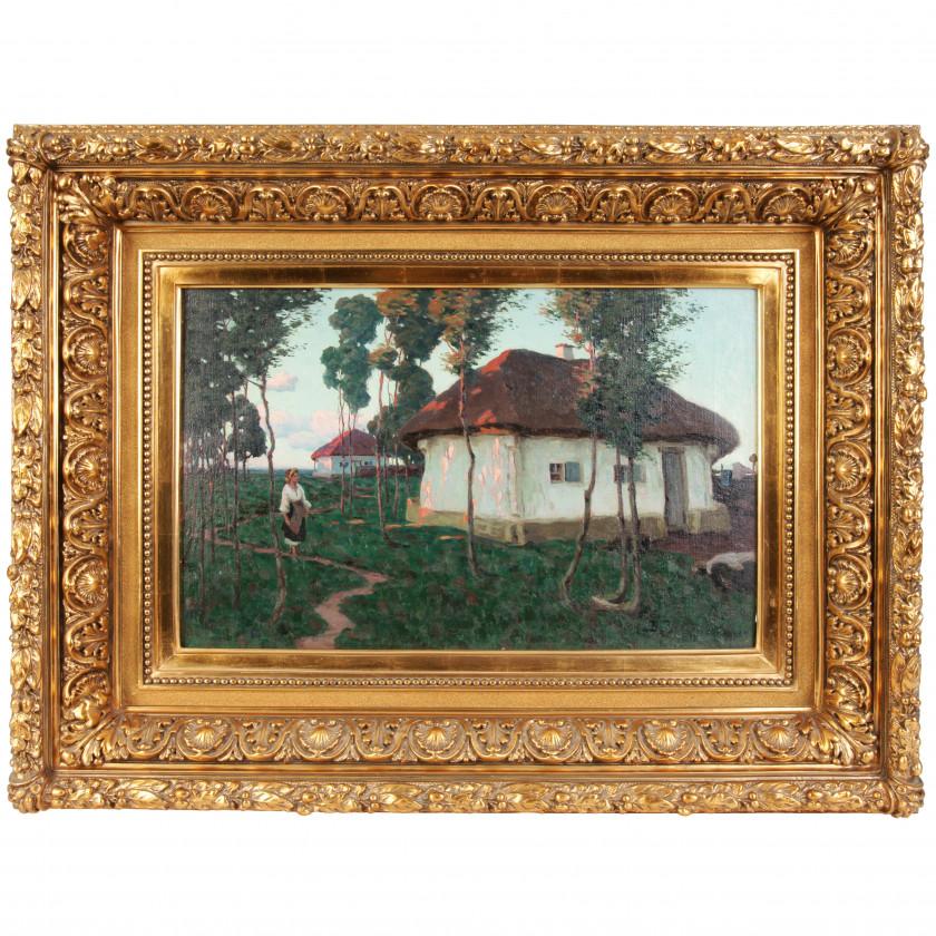 """Painting """"Ukrainian landscape"""""""