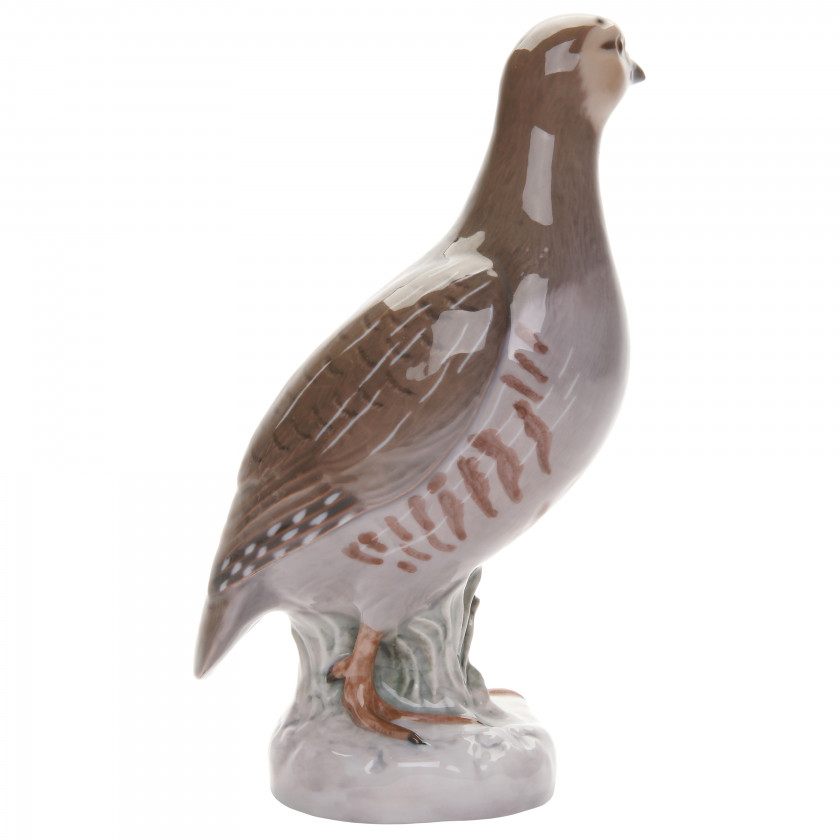 "Porcelain figure ""Partridge"""