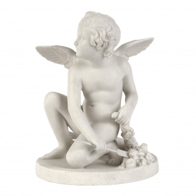 """Biscuit figure """"Angel with an arrow"""""""