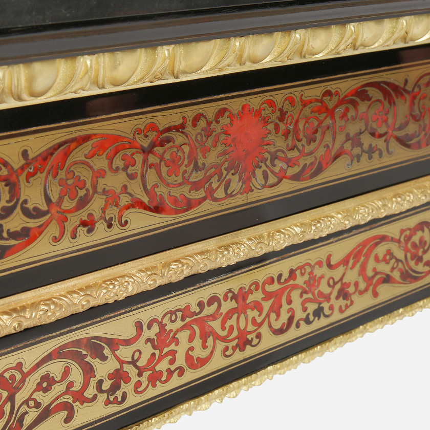 Cabinet in Boulle style