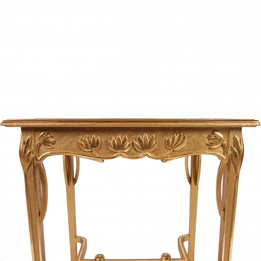 Set of furniture in art nouveau style