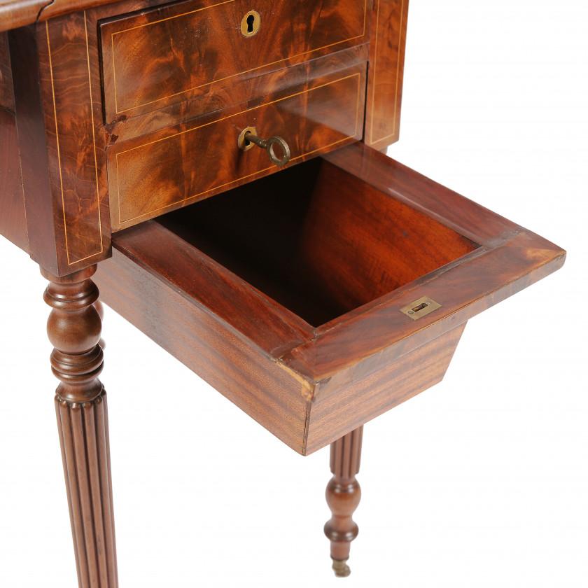 Mahogany Work Table