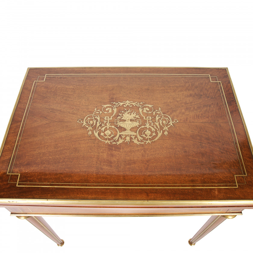 Games table in Louis XVI style