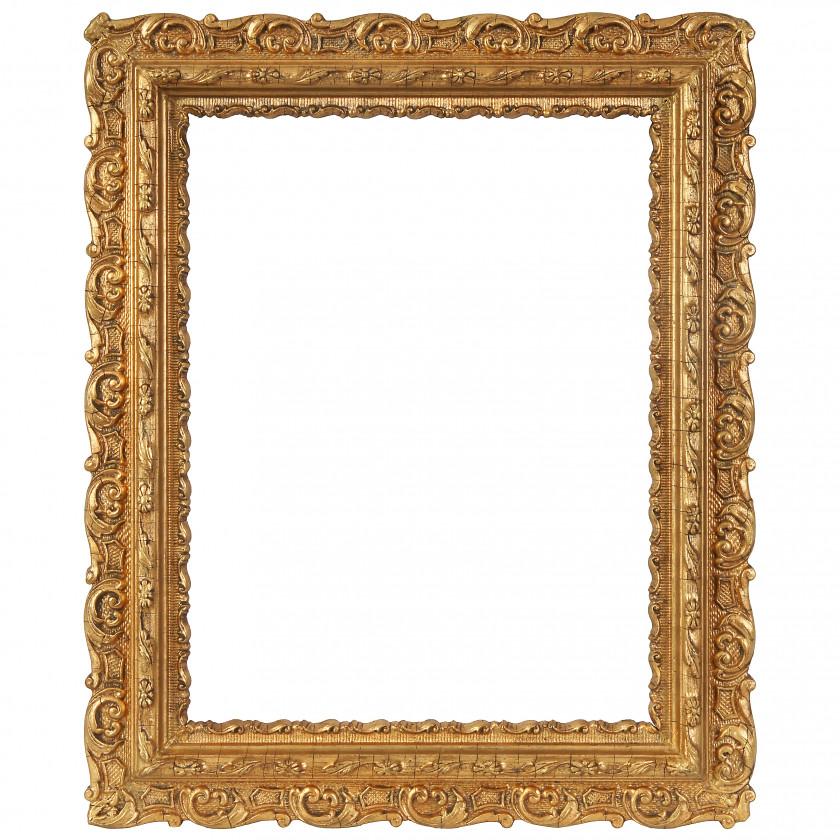 Koka gleznas rāmis