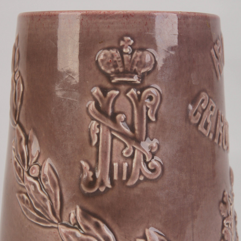 Коронационный стакан
