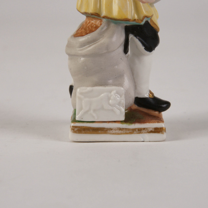 "Porcelain figure ""Month April"""