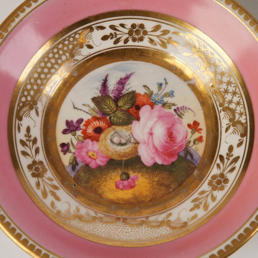 Porcelāna tēja un kafijas komplekts