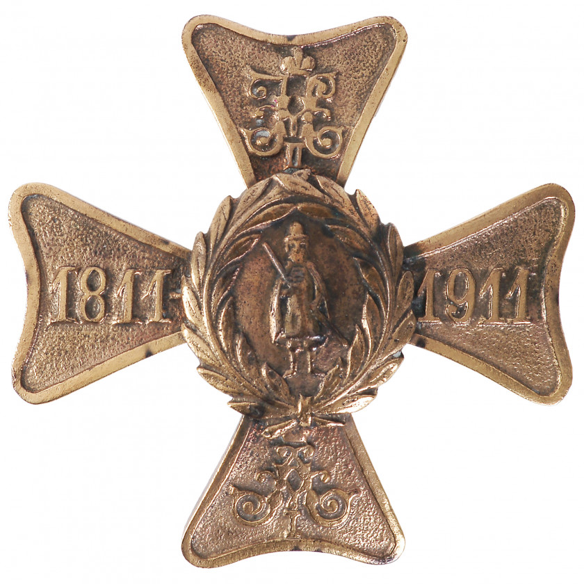 "Badge ""11th Finland rifle regiment"""