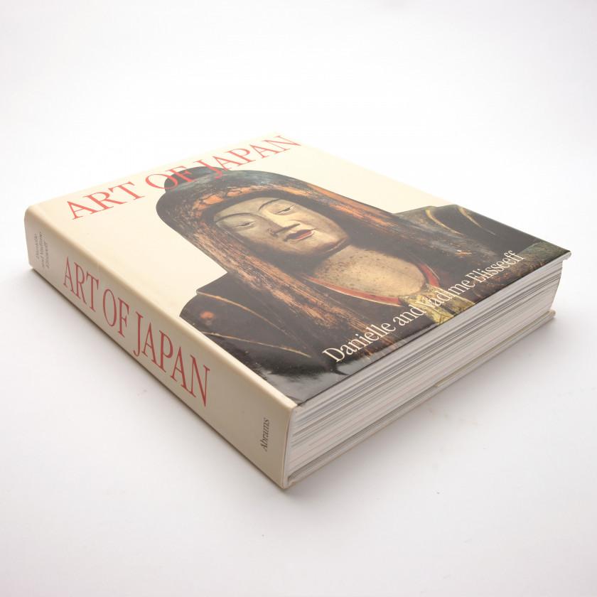 "Grāmata ""Art of Japan"""